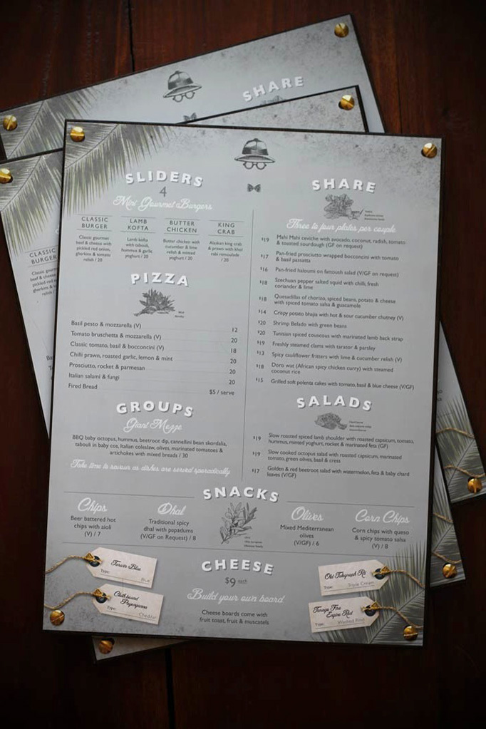 35 beautiful restaurant menu designs part 2