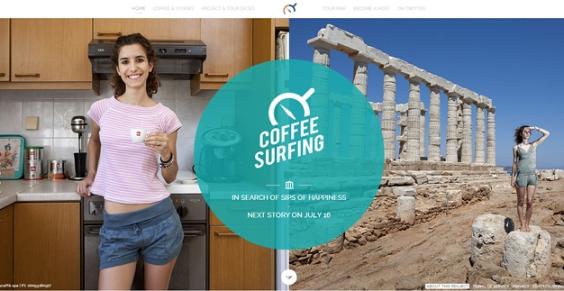coffeesurfing