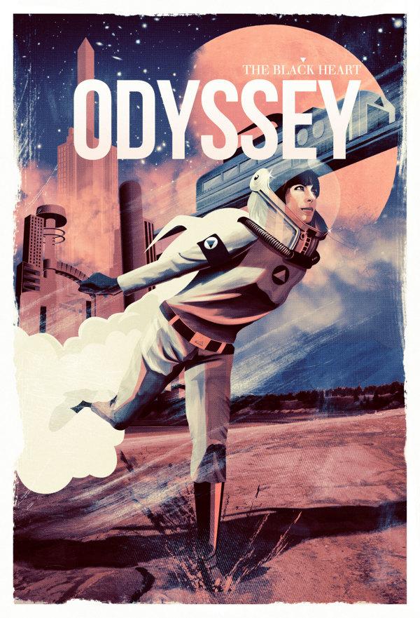 Odyssey by El Diablo
