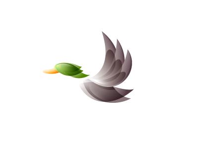 Duck mark by Ivan Bobrov