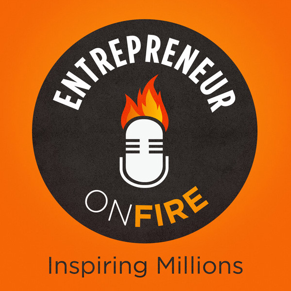 entrepreneur on fire 20 Beautiful Podcast Covers