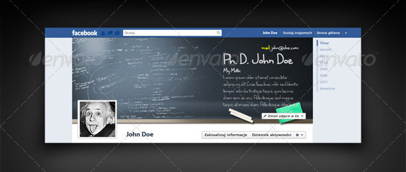 facebook timeline cover education Top 40 Premium Facebook Timeline Cover Photo Templates