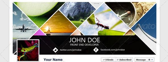 Facebook Timeline - Creative