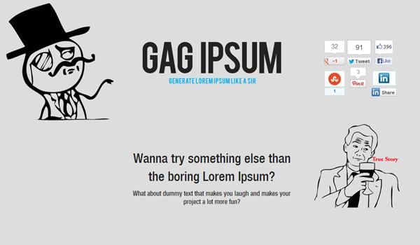 gagipsum