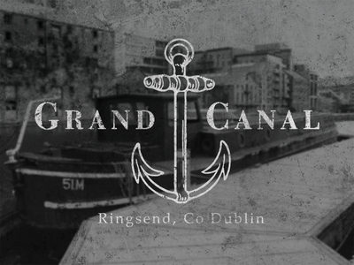grand canal 1x1 35 Anchor Based Logo Design Examples