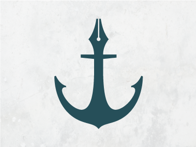harbourlogo march dribbble1 35 Anchor Based Logo Design Examples