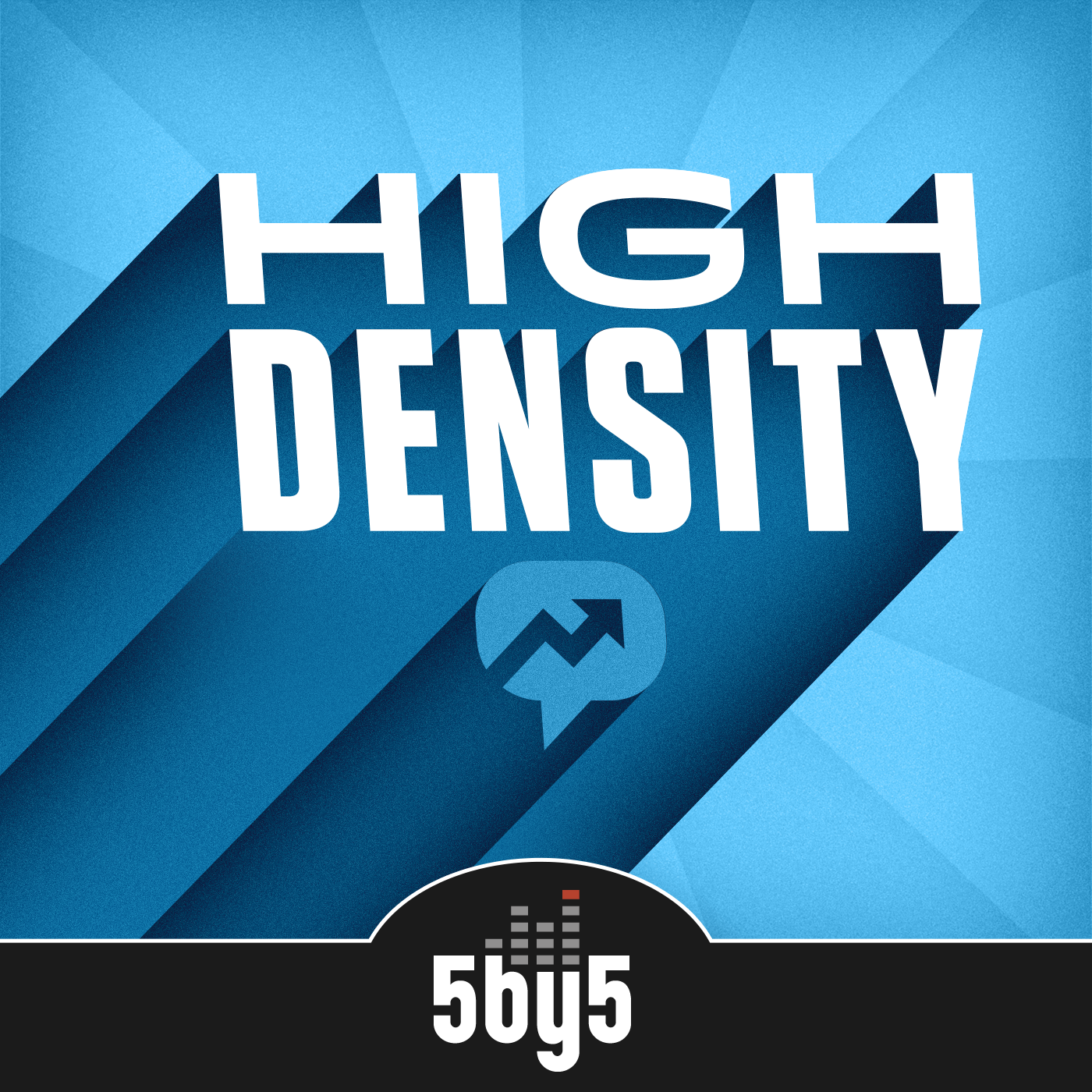 highdensity1 20 Beautiful Podcast Covers