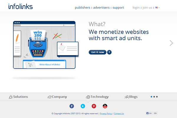 infolinks Contextual Advertisement Providers: The Best Alternatives to AdSense