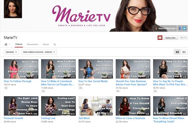 MarieTV