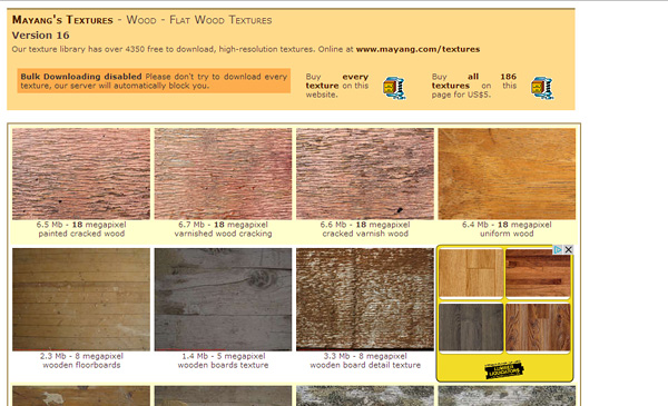 mayang 3,879 Free High Quality Wood Textures
