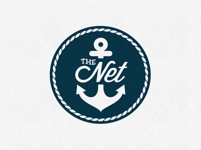 net2 1x1 35 Anchor Based Logo Design Examples