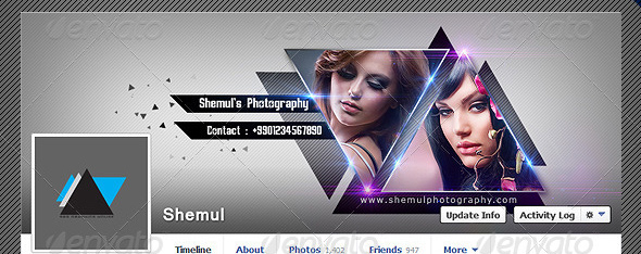 photographers fb timeline covers Top 40 Premium Facebook Timeline Cover Photo Templates