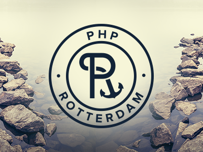 phprotterdam shot1 35 Anchor Based Logo Design Examples