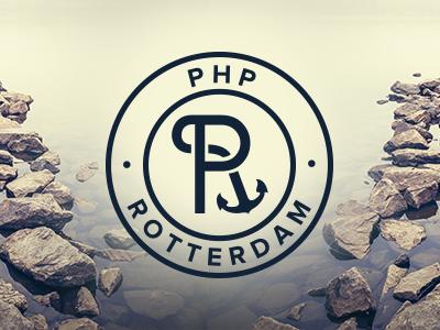 PHP Rotterdam Logo by Mike van den IJssel