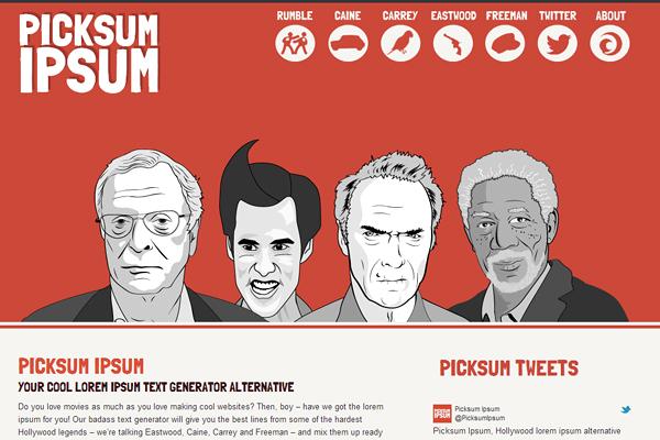 picksumipsum