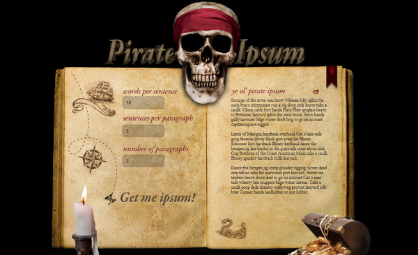 pirateipsum