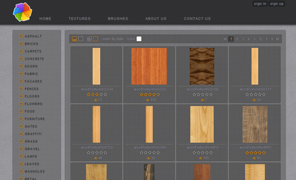 plaintextures 3,879 Free High Quality Wood Textures