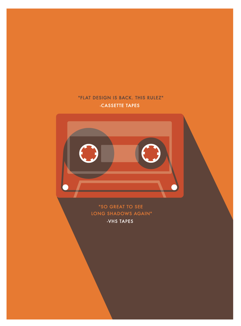 Cassette Tape by Ron Lewis