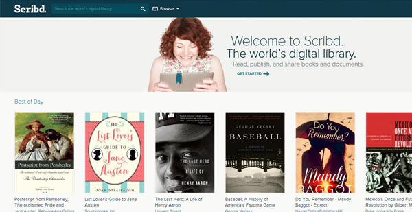 scribd How and Where to Get Free eBooks