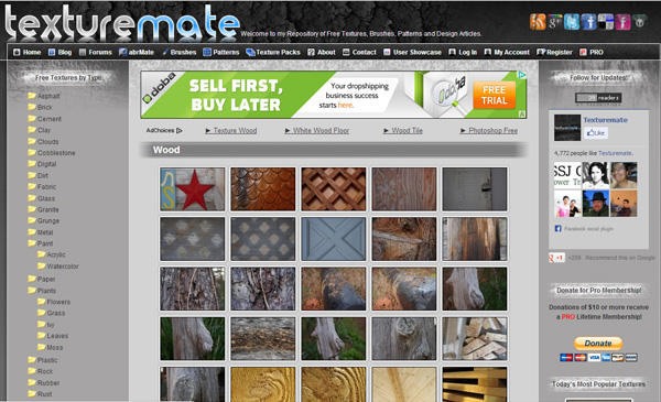 texturemate 3,879 Free High Quality Wood Textures