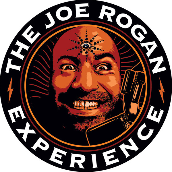 the joe rogan experience 20 Beautiful Podcast Covers