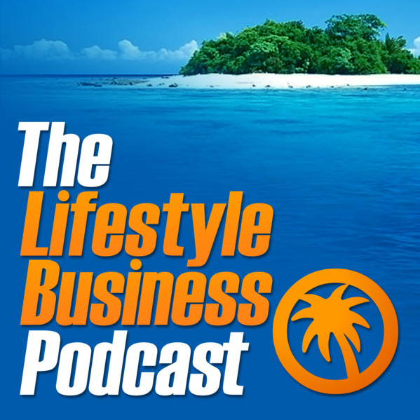 the lifestyle business podcast 20 Beautiful Podcast Covers