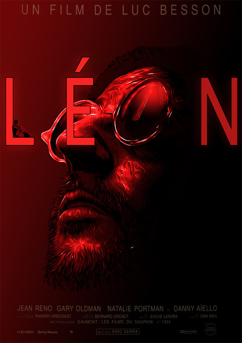 Leon: The Professional by 3ftDeep