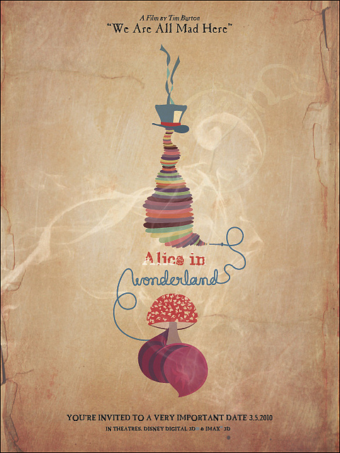 Alice in Wonderland by Alicia Moran