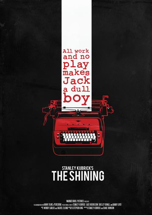 The Shining by Robert Olah