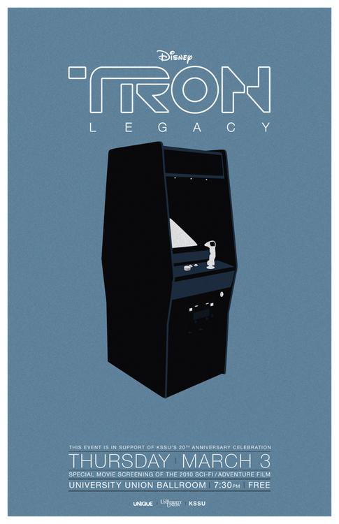 Tron: Legacy by Kenji Enos