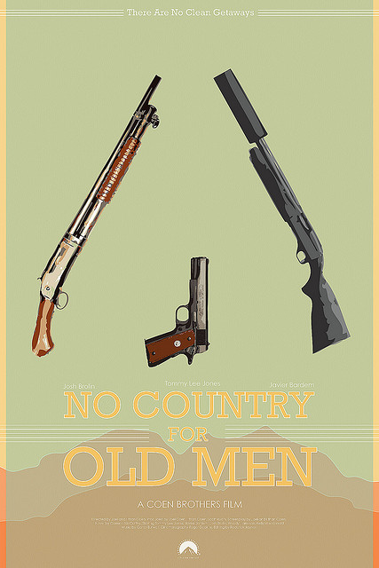 No Country for Old Men by Andymim