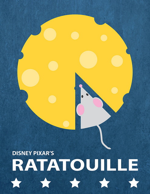 Ratatouille by Joe Haddad