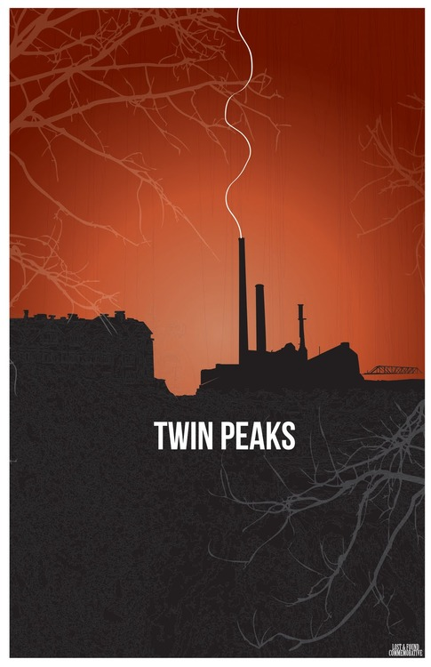 Twin Peaks by Fro Design Co