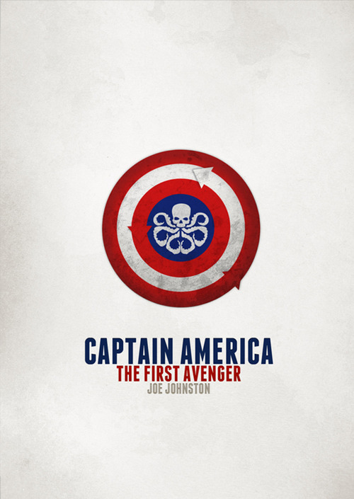 Captain America: The First Avenger by tokyobirds