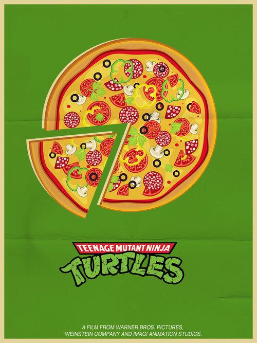 Teenage Mutant Ninja Turtles by Samurai-gr