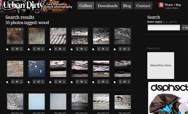 urbandirty 3,879 Free High Quality Wood Textures