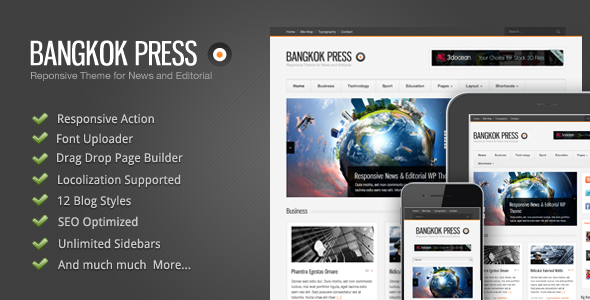 01 intro   large preview1 20 WordPress Review Magazine Themes