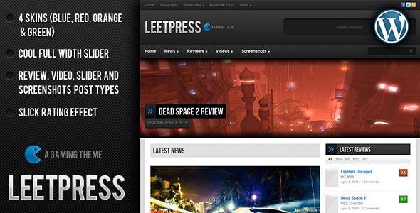 01 preview   large preview16 20 WordPress Review Magazine Themes