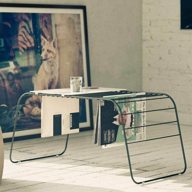 Marc Coffee Table / Magazine Rack