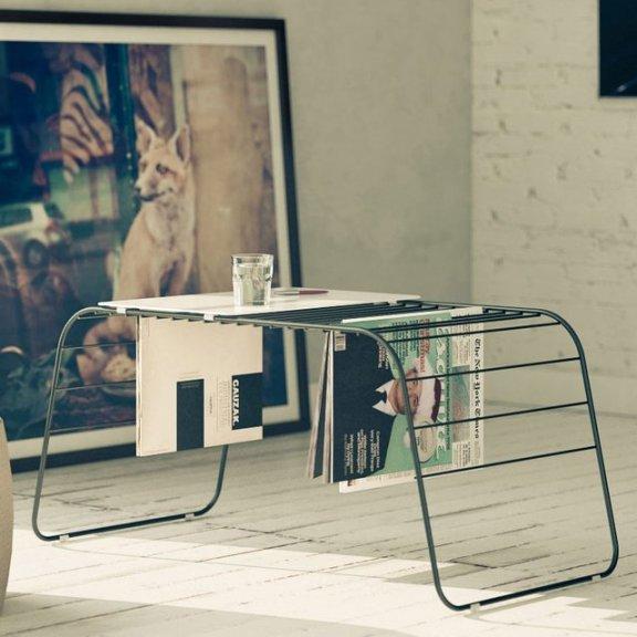 Marc Coffee Table / Magazine Rack
