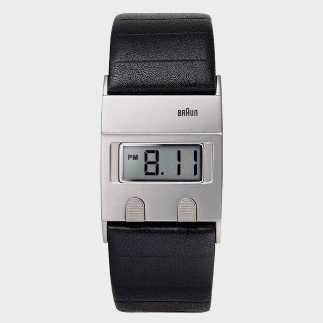Braun DW30 Digital Watch