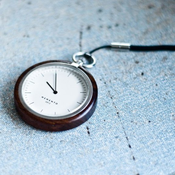 Memento Pocket Watch