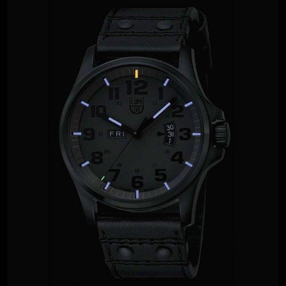 Luminox 1879.BO Stainless-Steel Analog Bezel Watch