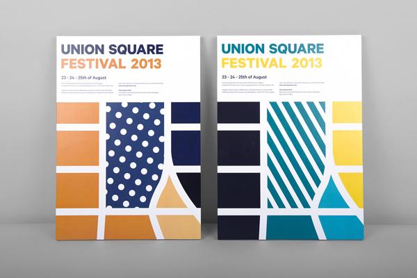 Union Square by Thorbjorn Gudnason