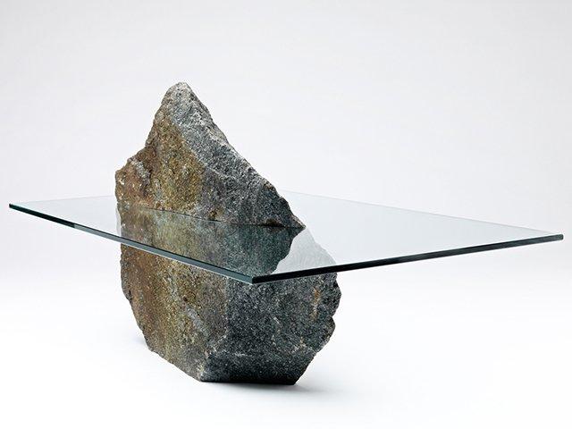 Archipelago II Table by Eagle Wolf Orca
