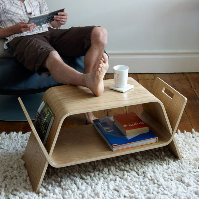 Surf Lounge Table