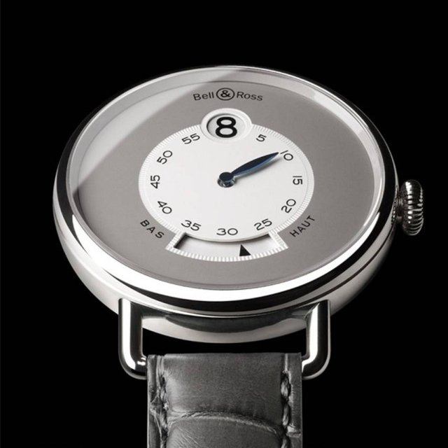 WW1 Heure Sautante Watch by Bell & Ross