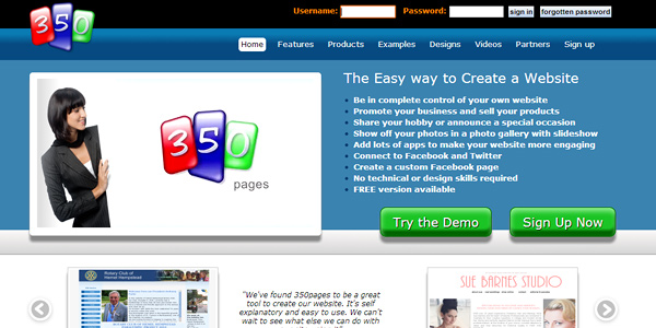 350 20 Free and Easy Website Building Tools