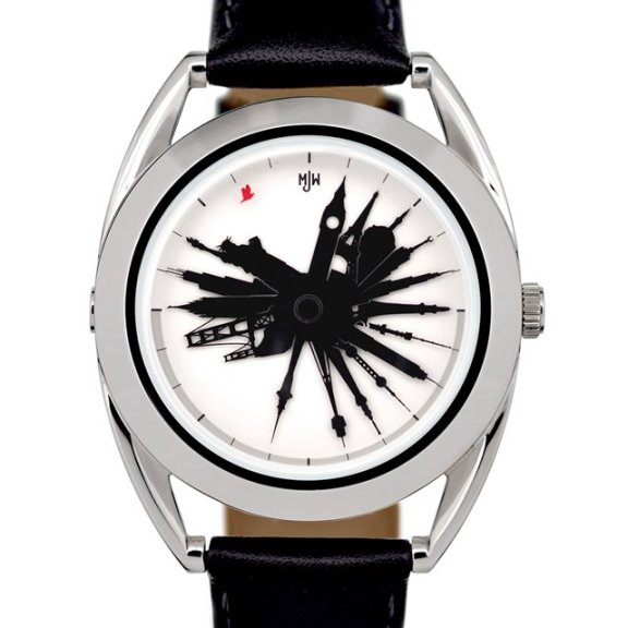 Time Traveller Watch by Mr Jones Watches