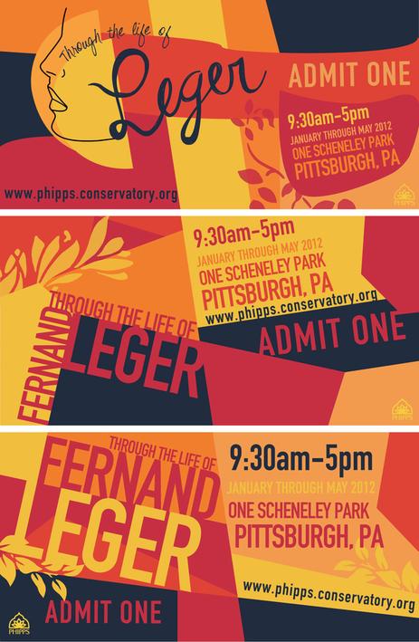 Leger Exhibition Event